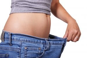 using the law of attraction to lose weight